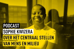 Podcast #68: Sophie Kwizera
