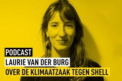 Podcast #44: Laurie van der Burg